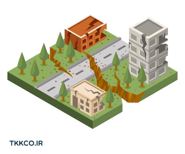 ایمنی محل کار در برابر زلزله - زلزله