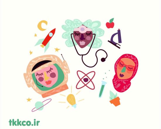 دو بانوی دانشمند ایرانی
