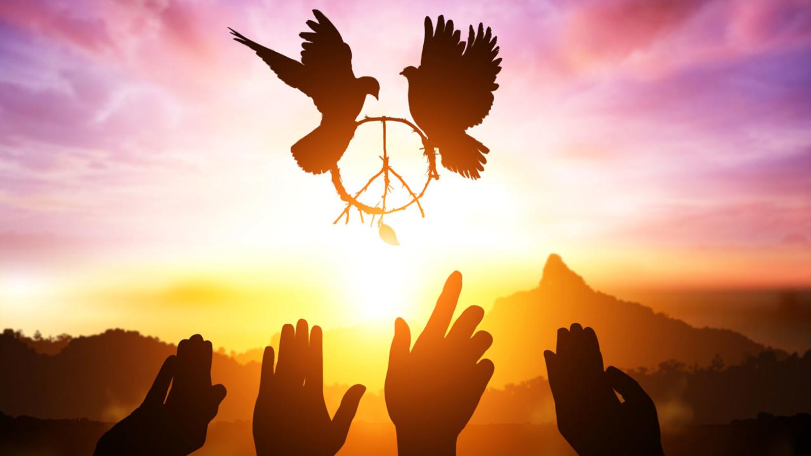 راه صلح