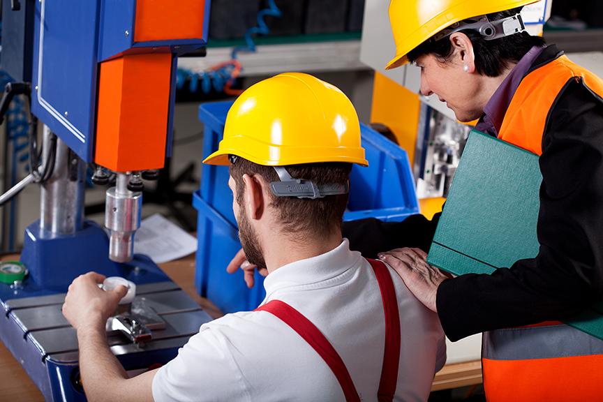 استاندارد معیار ایمنی و بهداشت شغلی